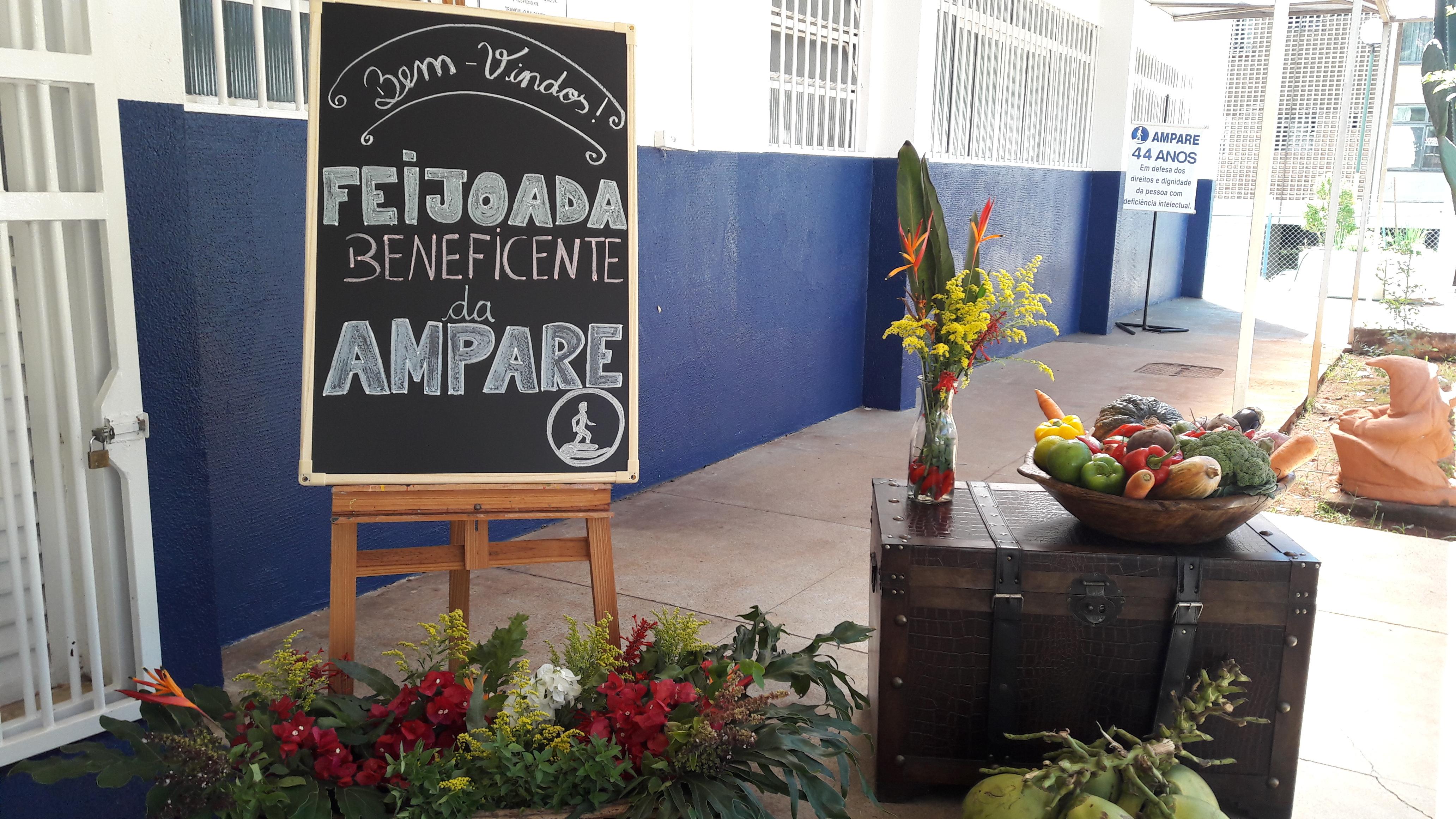 Feijoada Beneficente  da AMPARE 2017